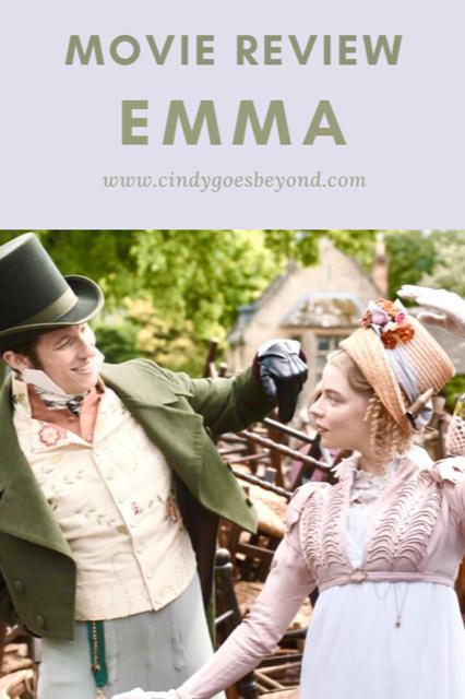 Movie Review Emma title meme