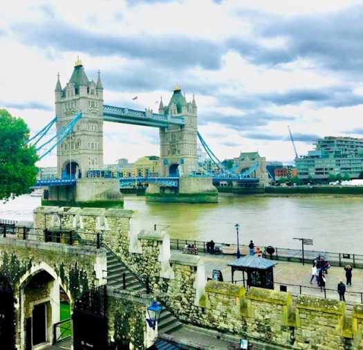 Daring Escapes from the Tower of London bridge