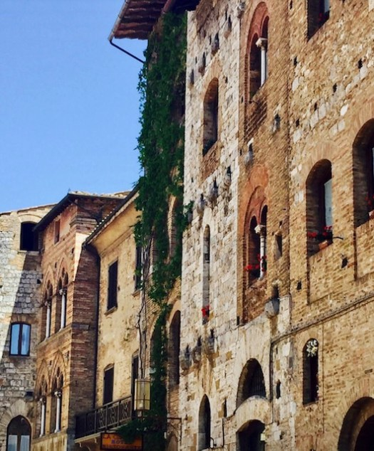 10 Good Luck Traditions from Italy San Gimignano