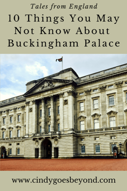 10 Things You May Not Know About Buckingham Palace title meme