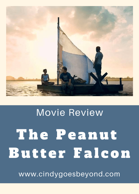 The Peanut Butter Falcon title meme