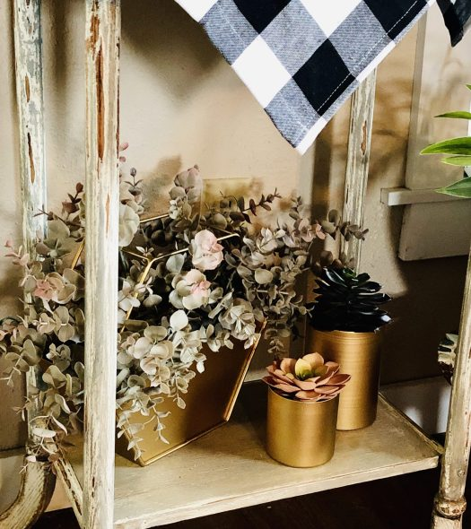Fall Back in Love with Your Home with Decocrated lower shelf