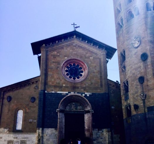 Fun Facts about Orvieto Italy oldest church
