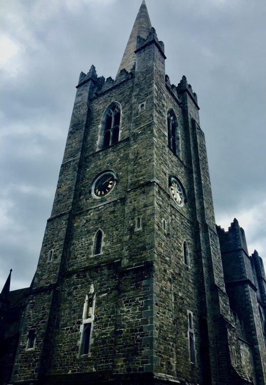 Ghost Stories from Dublin St Patricks clock tower