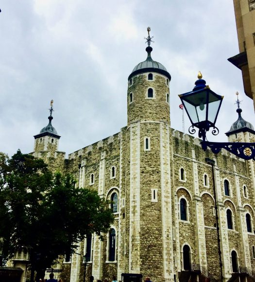 Ghost Stories from London Tower of London