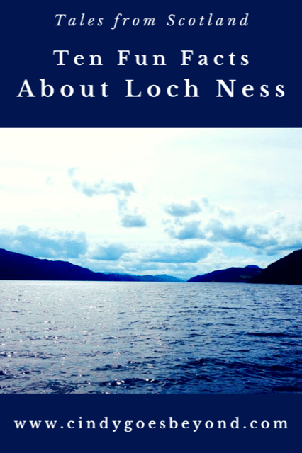 Ten Fun Facts about Loch Ness title meme