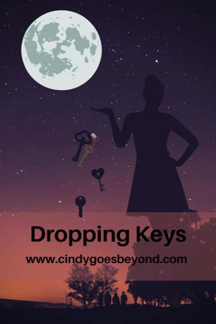 Year of Curiosity in Review dripping keys
