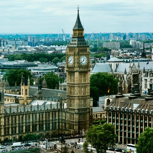 Fun Facts About Big Ben - featured in films