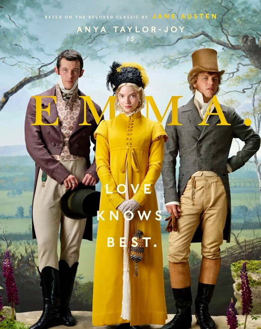 Movies That Inspire You to Visit England emma