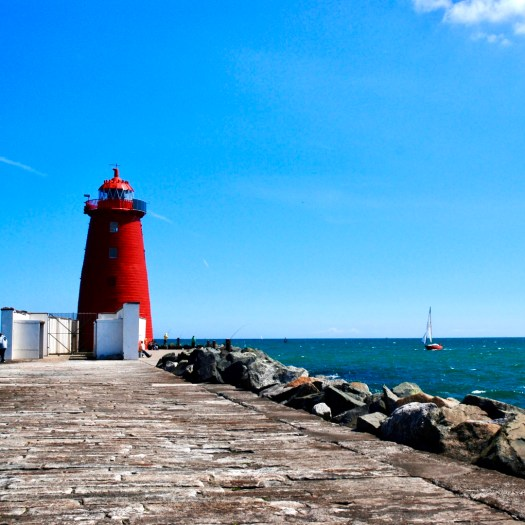 Non Touristy Places to Visit in Dublin Great South Wall