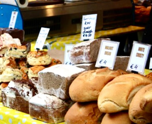 Non Touristy Places to Visit in Dublin food market