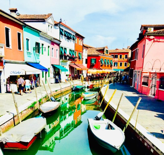 Travel Quotes for Wanderers burano