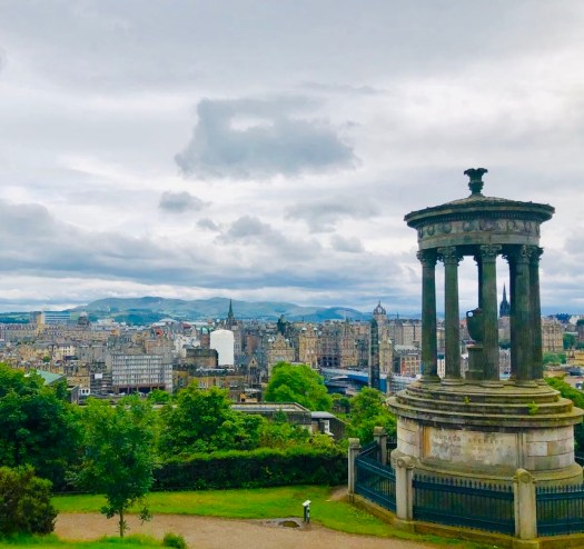 Travel Quotes for the Wanderer edinburgh