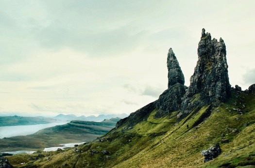 Learn About Isle of Skye Old Man of Storr
