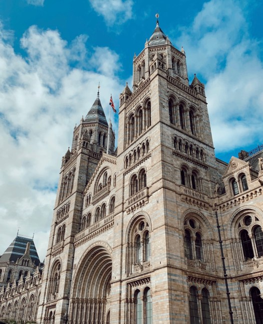 Ten Must Visit Places in London natural history museum