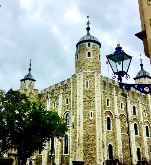 Ten Must Visit Places in London tower of london