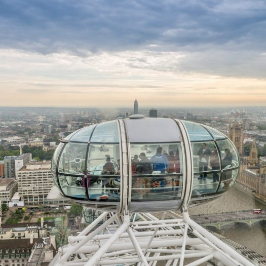 Fun Facts About the London Eye - get engaged