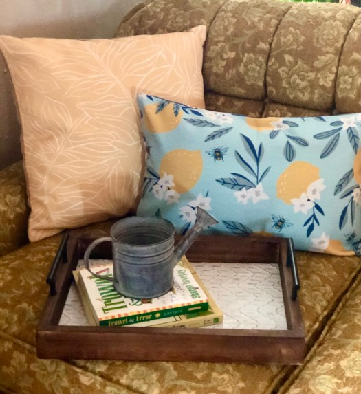 It's Time for Summer with Decocrated pillows