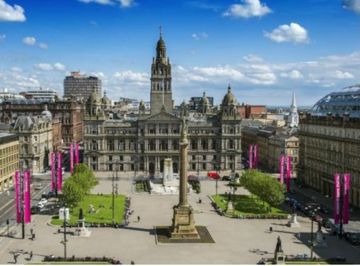 Top Ten Places to Visit in Glasgow George Square