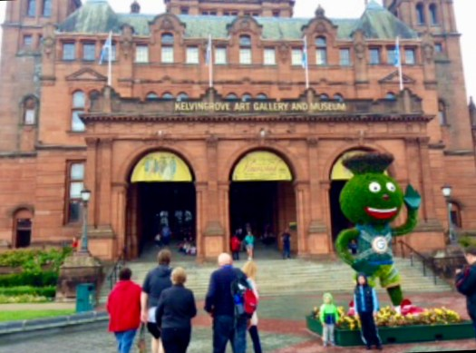 Top Ten Places to Visit in Glasgow Kelvingrove Art Gallery