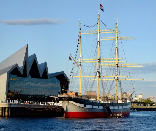 Top Ten Places to Visit in Glasgow Riverside Museum