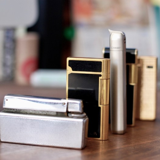Lighters for Father's Day in France