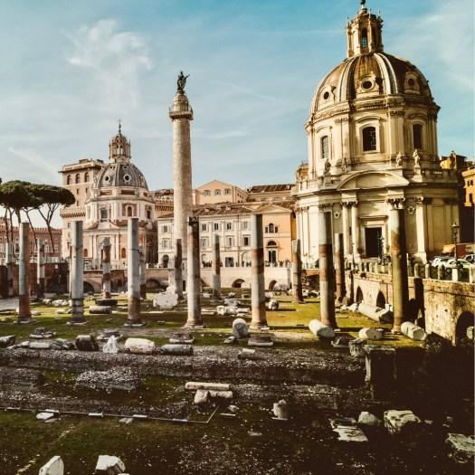 Must Visit Places in Rome Roman Forum