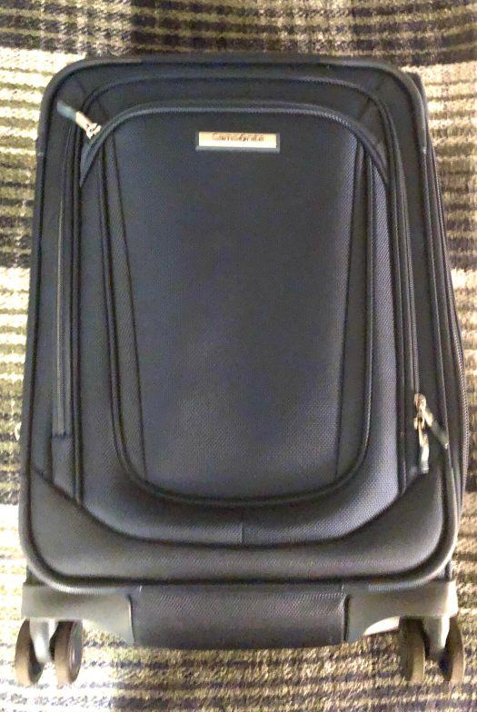 My 12 Travel Essentials carryon