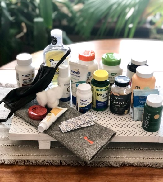 Create a Travel Medical Kit