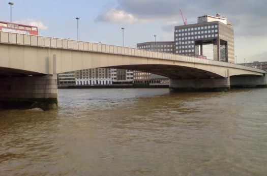 Ten Curiosities About London's Tower Bridge other one