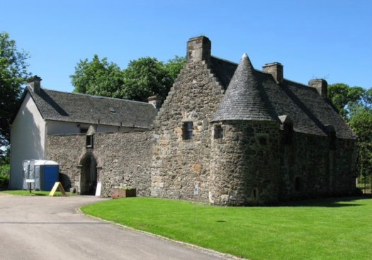 Ghost Stories from Glasgow provan hall