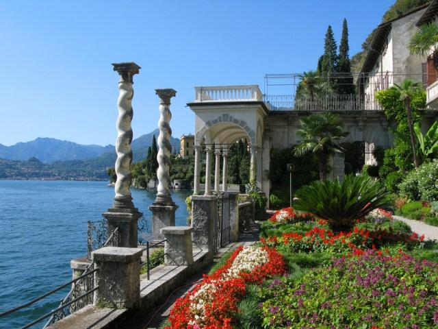 View-to-the-lake-Como-from-villa-Monastero.-Italy-