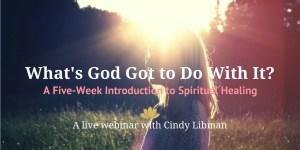 Sufi spiritual healing online course image