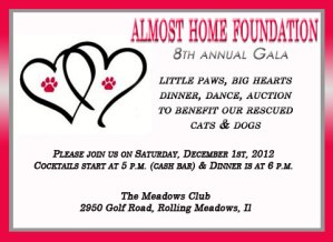 Annual Almost Home Foundation Holiday Event
