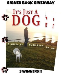 It's Just A Dog: Giveaway