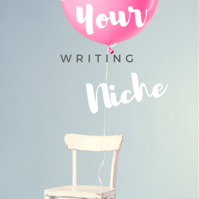 Finding Your Writing Niche ~ Cindy M. Jones