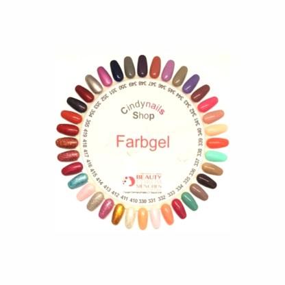 Fargel Set 2, 36 Farbe, 5ml 1