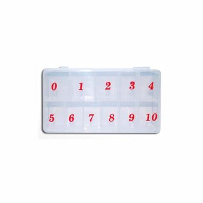 Tipbox Leer für Größen 0 bis 10 - Natur 1