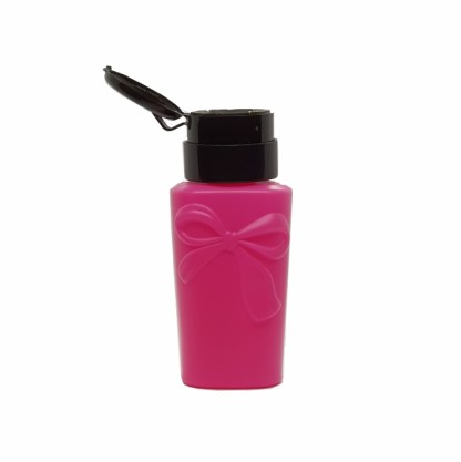 Dispenser Pumpflasche Pink, 250ml 1