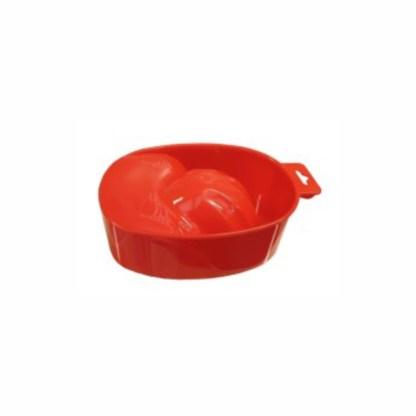 Manikürschale Rot 1
