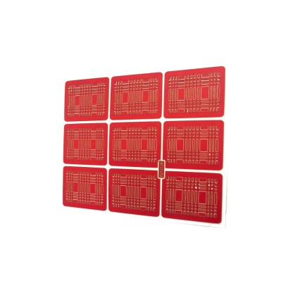 Nail Stickers M27 1