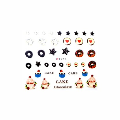 Nail Stickers N101 1