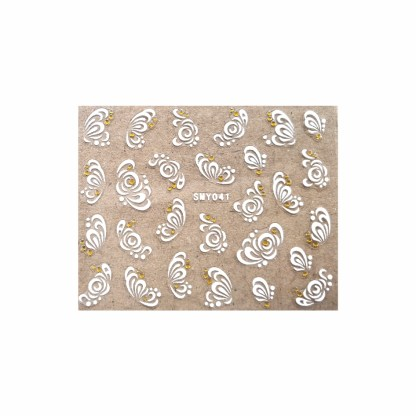 Nail Stickers N026 1