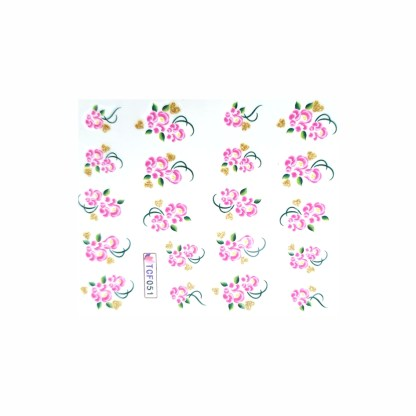 Nail Stickers N051 1