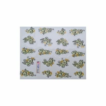 Nail Stickers N055 1