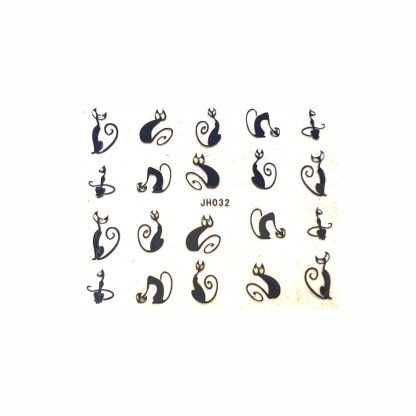 Nail Stickers N070 1