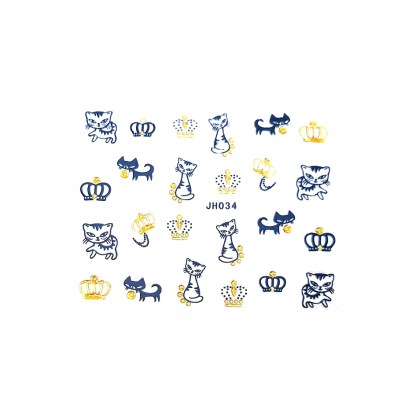 Nail Stickers N079 1