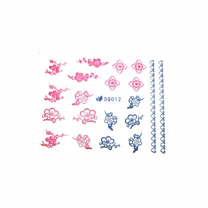 Nail Stickers N080 1
