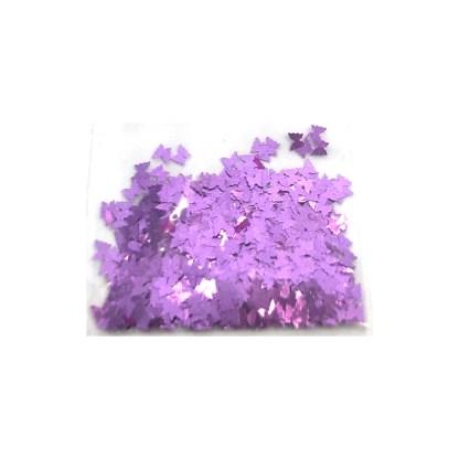 3D Schmetterling – Hell Lila - B29 1