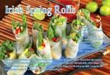 Grandma Macklmen's Irish Spring Rolls